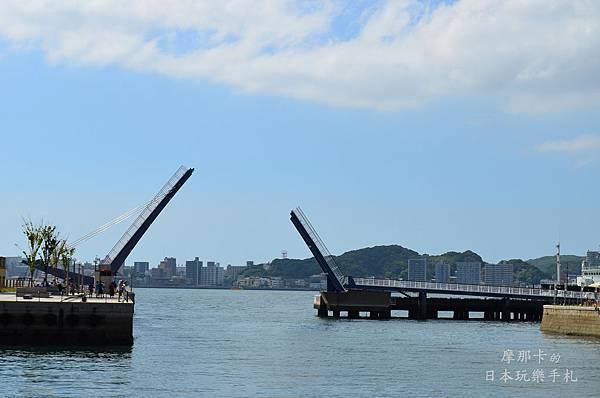 門司港--藍翼門司橋