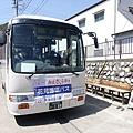 高遠城_花見循環巴士100日幣