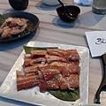 京都弘燒肉--加點雞肉豚肉