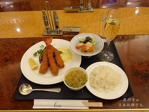Hotel Trusty 晚餐