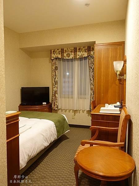 Hotel Trusty 單人房