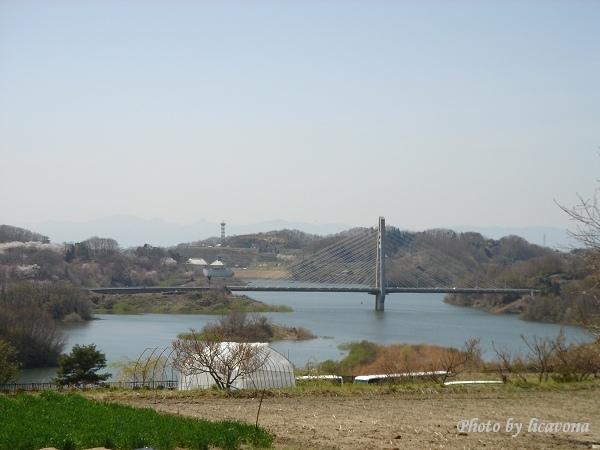 斜張橋「春田大橋」