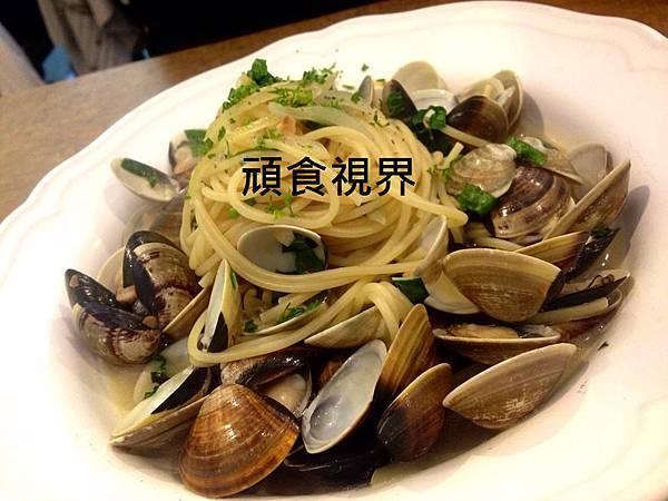 蒜味白酒蛤蜊(160元)-1.jpg
