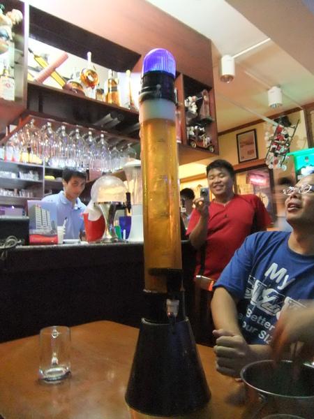 宿霧VIPS 喝啤酒