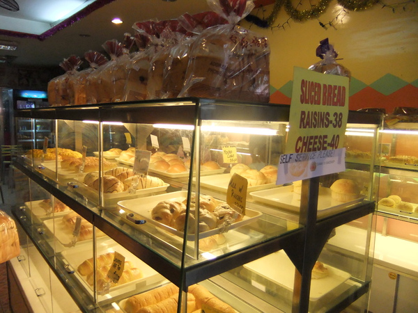 colon street麵包店