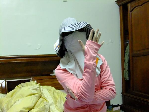 UV100防曬衣
