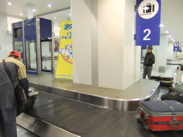Manila行李轉盤