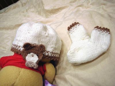 小帽&小襪