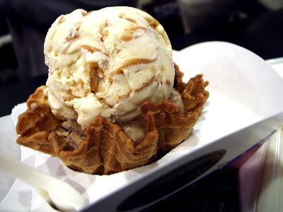 花籃冰淇淋
