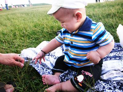 草草初體驗