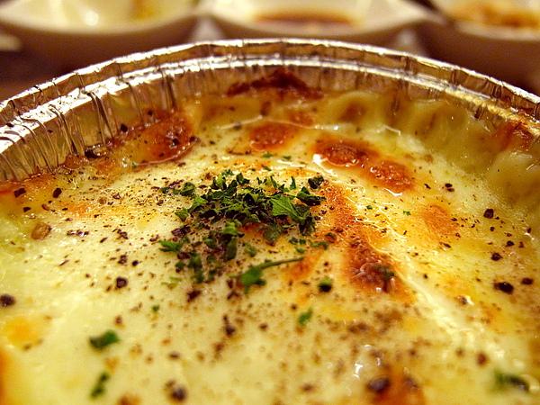 2011二月開胃菜:焗海鮮&焗生蠔