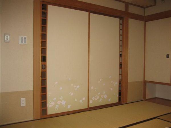 120.和室門也當漂亮.JPG