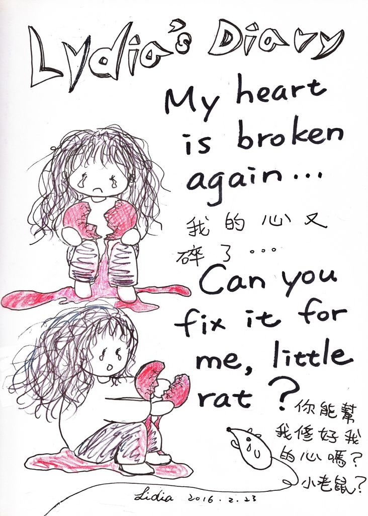 Can you fix my heart for me?