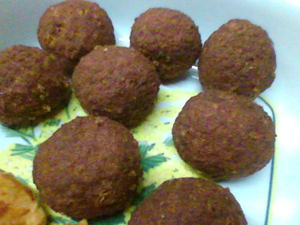 Ivano's granny's meat balls老奶奶的義式家鄉肉丸子