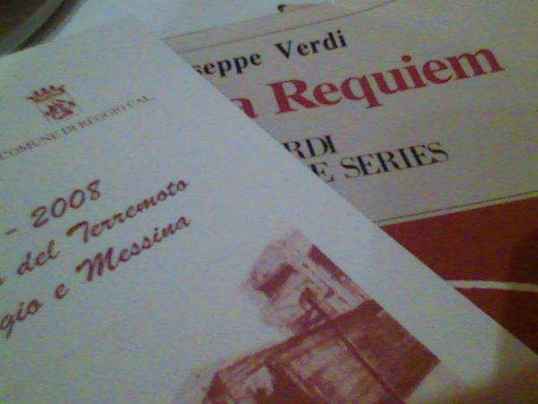 Verdi~Requiem 威爾弟~安魂曲