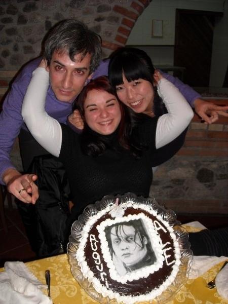 Alessandra birthday party 亞莉山卓生日派對