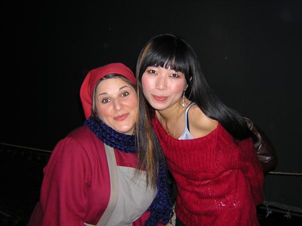 me n Mariangela 我和瑪麗安婕拉