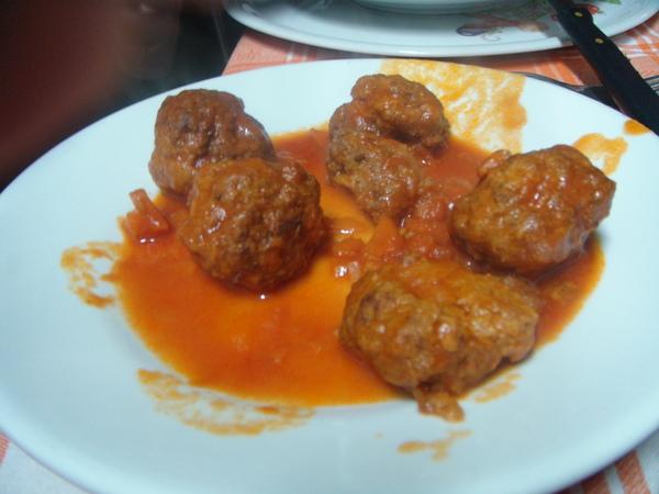 meatball 肉丸