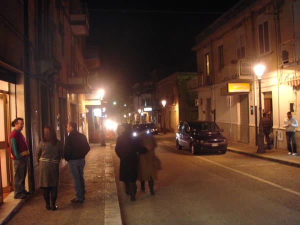 Oppido~evening street 夜晚街景