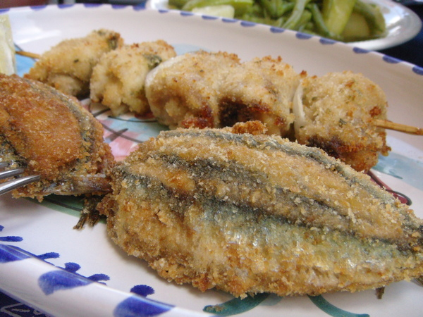 fish steak 魚排