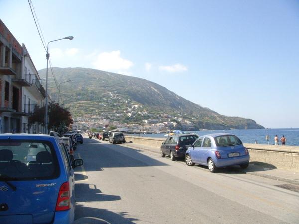 Canneto beach 卡耐多海灘