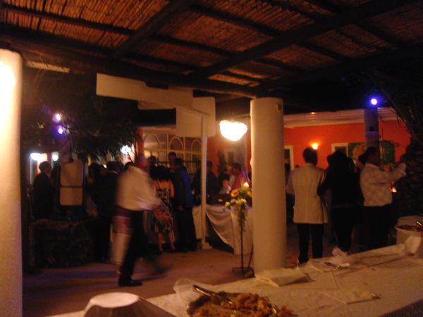 Filicudi wedding party 菲利庫迪島婚禮晚宴