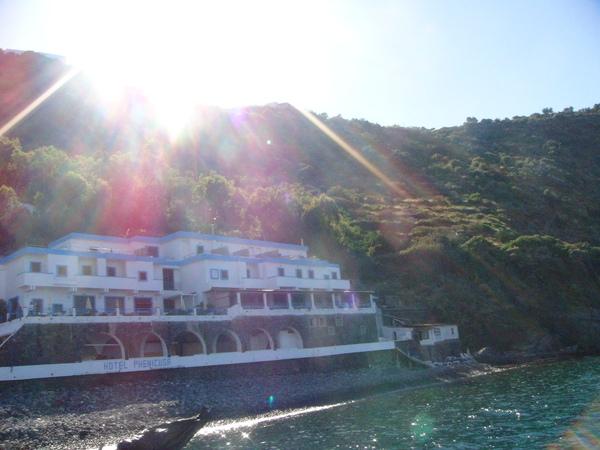 Green island~Filicudi 一片綠意~菲利庫迪島