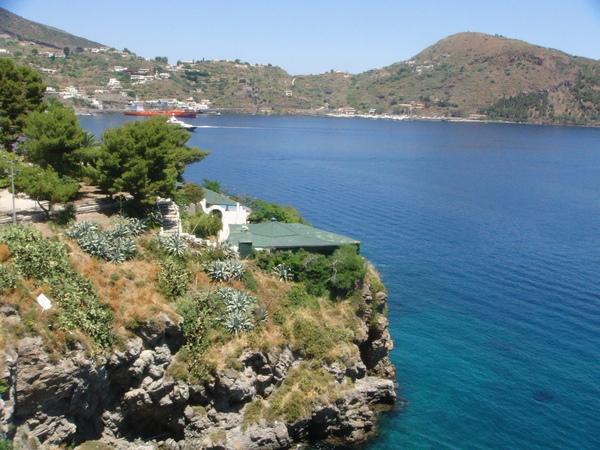 Lipari禮帕利島
