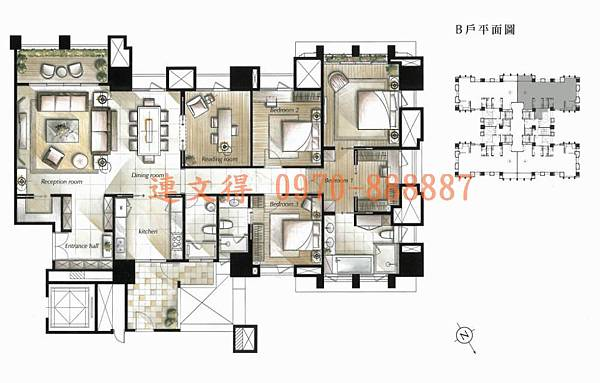 聯聚建設-聯聚方庭17