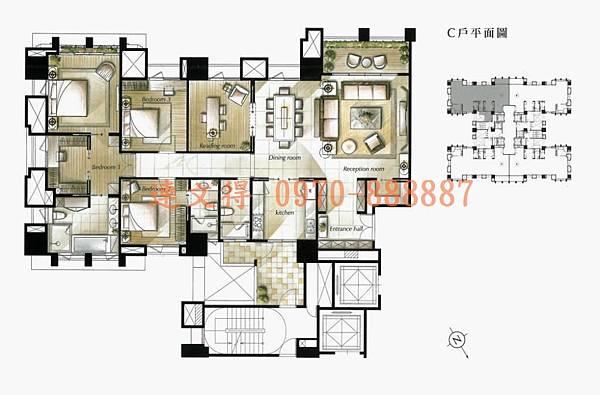 聯聚建設-聯聚方庭18