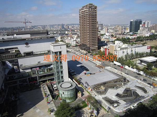 寶輝建設-寶輝世紀花園-世紀花園中樓層無限視野37