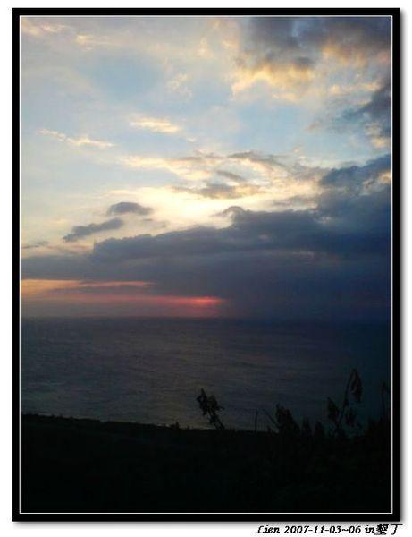 關山日落2