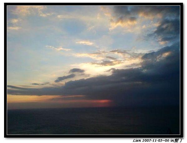 關山日落3