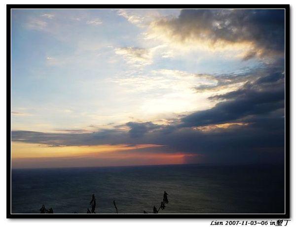 關山日落5