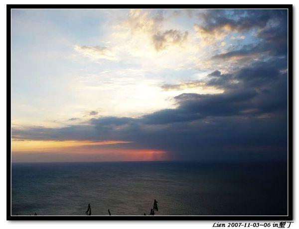 關山日落8