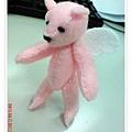 是粉嫩粉嫩的二號熊寶寶