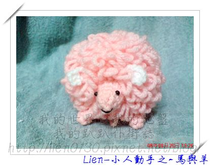 A:羊咩咩一隻