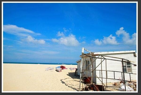 吉貝海邊2