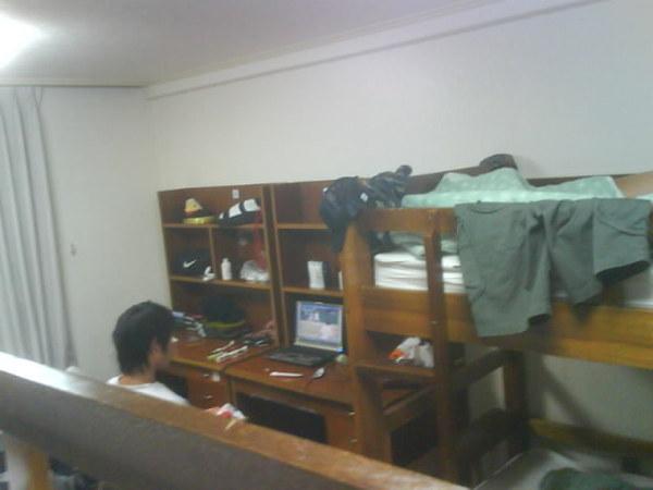 我們住的房間