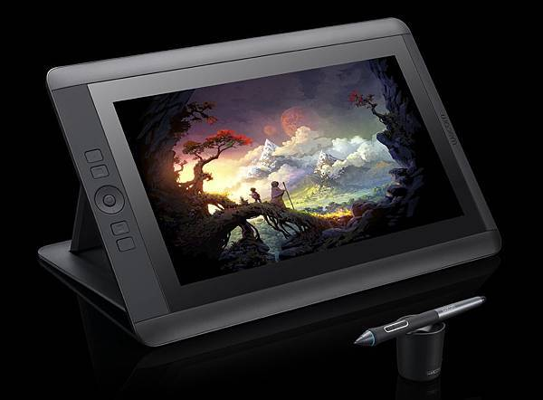 cintiq-13hd-left-view