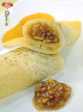 蘋果捲餅 (2)