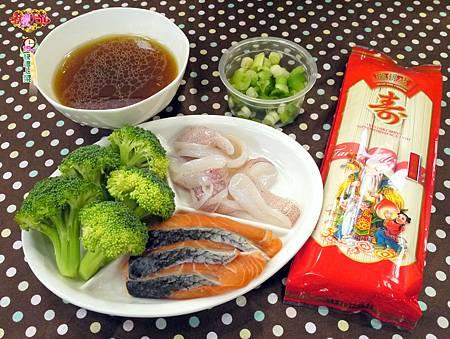 補氣海鮮麵線 (2)
