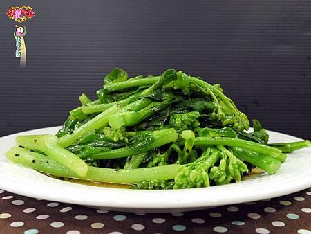 蠔油芥藍 (1)