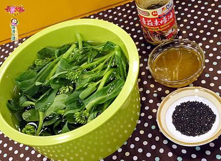 蠔油芥藍 (2)