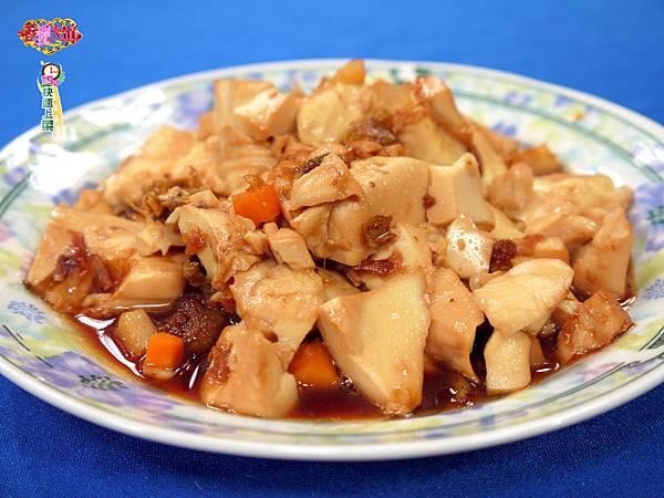 紅燒黃金豆腐-壓標