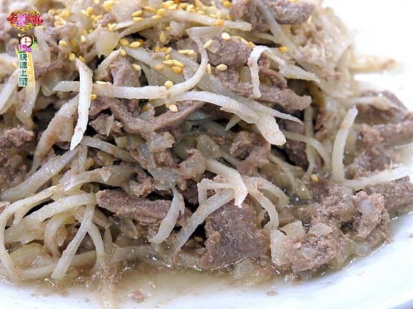 牛蒡炒牛肉絲 (2)