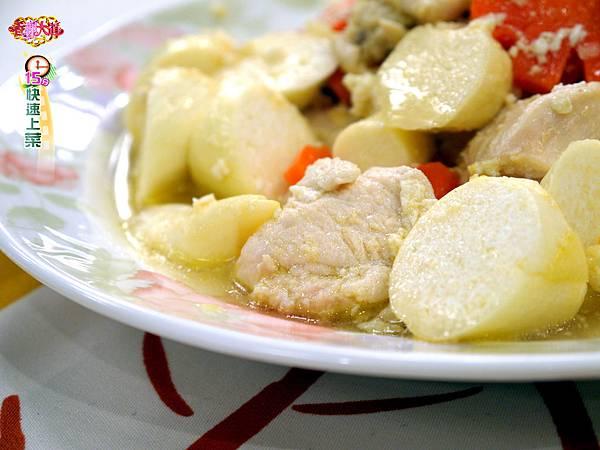 筊白筍燴炒雞丁 (2)-壓標
