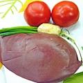 番茄豬肝湯-壓標