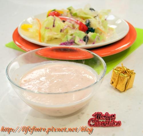 沙拉醬也要自己做,才健康!!