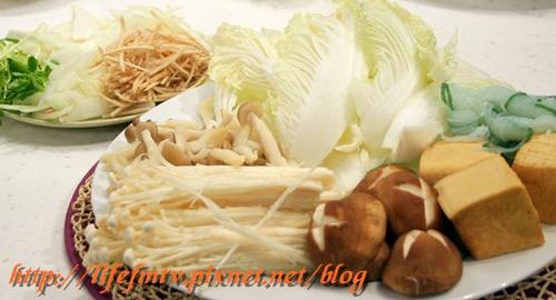 多準備點菇類,有益健康